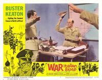 War Italian Style - 11 x 14 Movie Poster - Style D