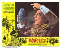 War Italian Style - 11 x 14 Movie Poster - Style F