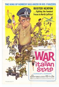 War Italian Style - 11 x 17 Movie Poster - Style A