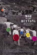 War of the Buttons - 11 x 17 Movie Poster - Style A