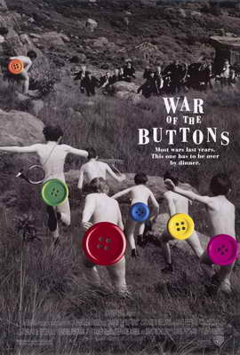 War of the Buttons - 27 x 40 Movie Poster - Style A