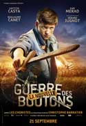 War of the Buttons - 11 x 17 Movie Poster - French Style D