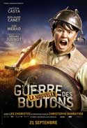War of the Buttons - 11 x 17 Movie Poster - French Style G