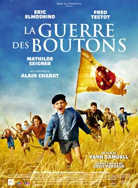 War of the Buttons - 11 x 17 Movie Poster - French Style B