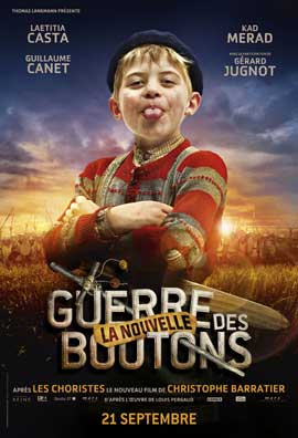 War of the Buttons - 27 x 40 Movie Poster - French Style D