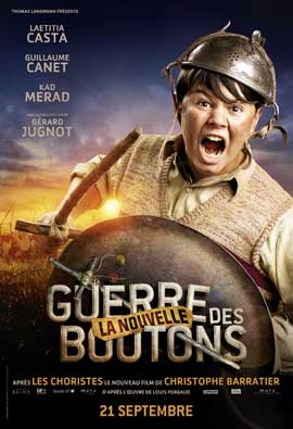 War of the Buttons - 27 x 40 Movie Poster - French Style F