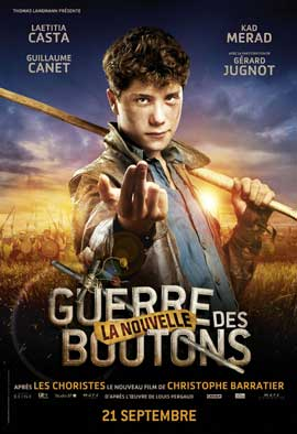 War of the Buttons - 27 x 40 Movie Poster - French Style G