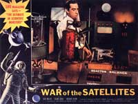 War of the Satellites - 11 x 14 Movie Poster - Style A