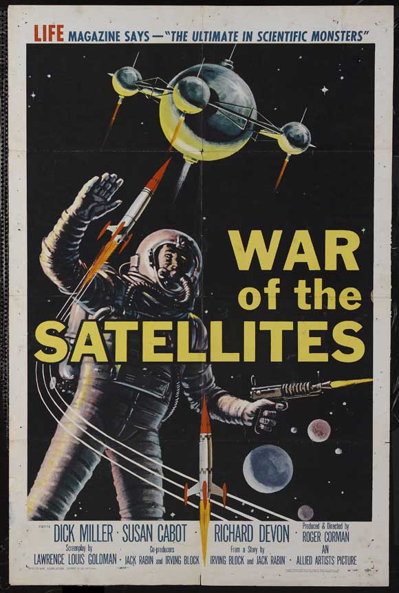 War of the Satellites movie