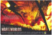 War of the Worlds - 27 x 40 Movie Poster - Style B