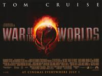 War of the Worlds - 11 x 17 Movie Poster - UK Style B