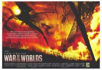 War of the Worlds - 43 x 62 Movie Poster - Bus Shelter Style A