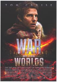 War of the Worlds - 43 x 62 Movie Poster - Bus Shelter Style B
