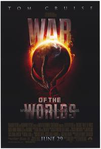 War of the Worlds - Movie Poster - 24 x 36 - Style A