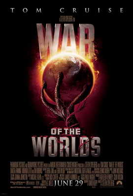 War of the Worlds - 27 x 40 Movie Poster - Style E