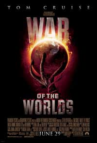 War of the Worlds - 43 x 62 Movie Poster - Bus Shelter Style D