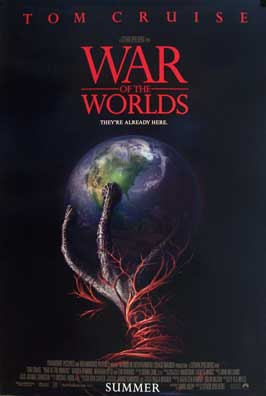 War of the Worlds - 11 x 17 Movie Poster - Style G