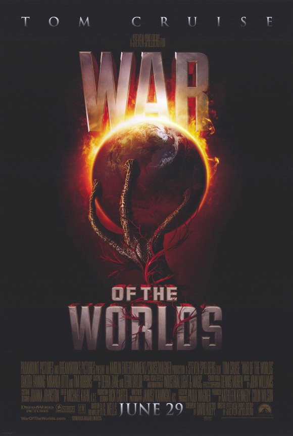 war of the worlds 2005 poster. pictures Posters:War of the