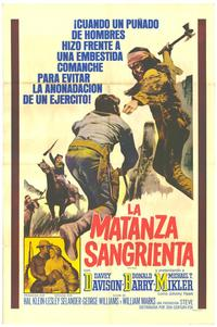 War Party - 11 x 17 Movie Poster - Spanish Style A