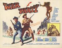 War Party - 11 x 14 Movie Poster - Style A