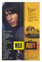 War Party - 27 x 40 Movie Poster - Style A