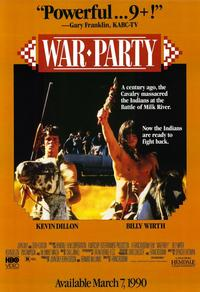 War Party - 11 x 17 Movie Poster - Style A