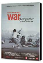 War Photographer - 27 x 40 Movie Poster - French Style A - Museum Wrapped Canvas