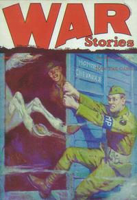 War Stories (Pulp) - 11 x 17 Pulp Poster - Style A