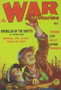 War Stories (Pulp) - 11 x 17 Pulp Poster - Style C