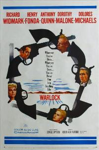 Warlock - 27 x 40 Movie Poster - Style B