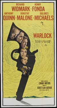Warlock - 20 x 40 Movie Poster - Style A