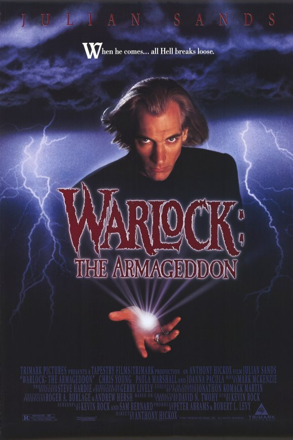 Warlock Movie Posters From Movie Poster Shop