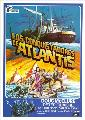 Warlords of Atlantis - 11 x 17 Movie Poster - Spanish Style B