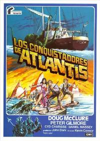 Warlords of Atlantis - 27 x 40 Movie Poster - Spanish Style A
