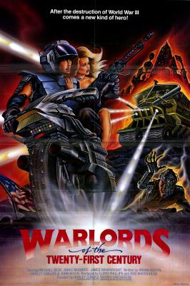 Warlords of the 21st Century - 11 x 17 Movie Poster - Style A