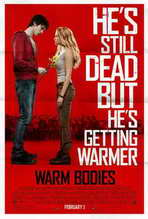 Warm Bodies - 27 x 40 Movie Poster