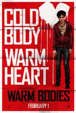Warm Bodies - DS 1 Sheet Movie Poster - Style B