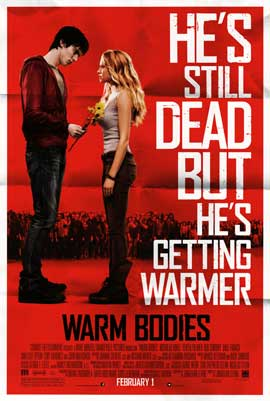 Warm Bodies - DS 1 Sheet Movie Poster - Style A