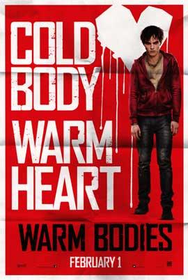 Warm Bodies - 11 x 17 Movie Poster - Style B