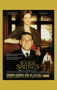Warm Springs - 11 x 17 Movie Poster - Style A