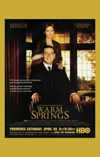 Warm Springs - 11 x 17 Movie Poster - Style B