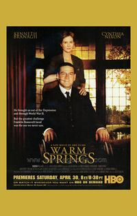 Warm Springs - 27 x 40 Movie Poster - Style B