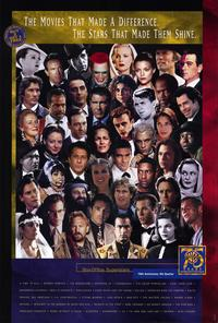 Warner Bros. 75th Anniversary - 27 x 40 Movie Poster - Style B
