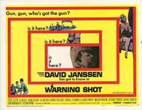 Warning Shot - 11 x 14 Movie Poster - Style A
