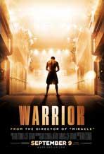 Warrior - 11 x 17 Movie Poster - Style G