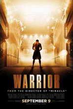 Warrior - 27 x 40 Movie Poster - Style G