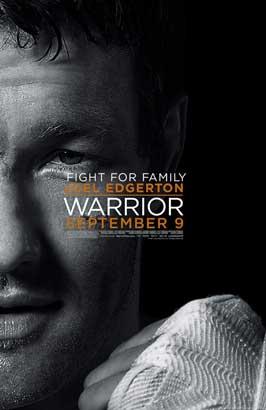 Warrior - 27 x 40 Movie Poster - Style B
