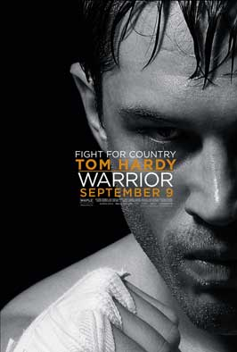 Warrior - 11 x 17 Movie Poster - Canadian Style A