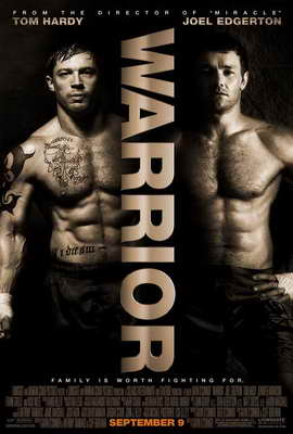 Warrior - 27 x 40 Movie Poster - Style E