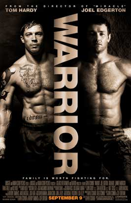 Warrior - 43 x 62 Movie Poster - Bus Shelter Style D